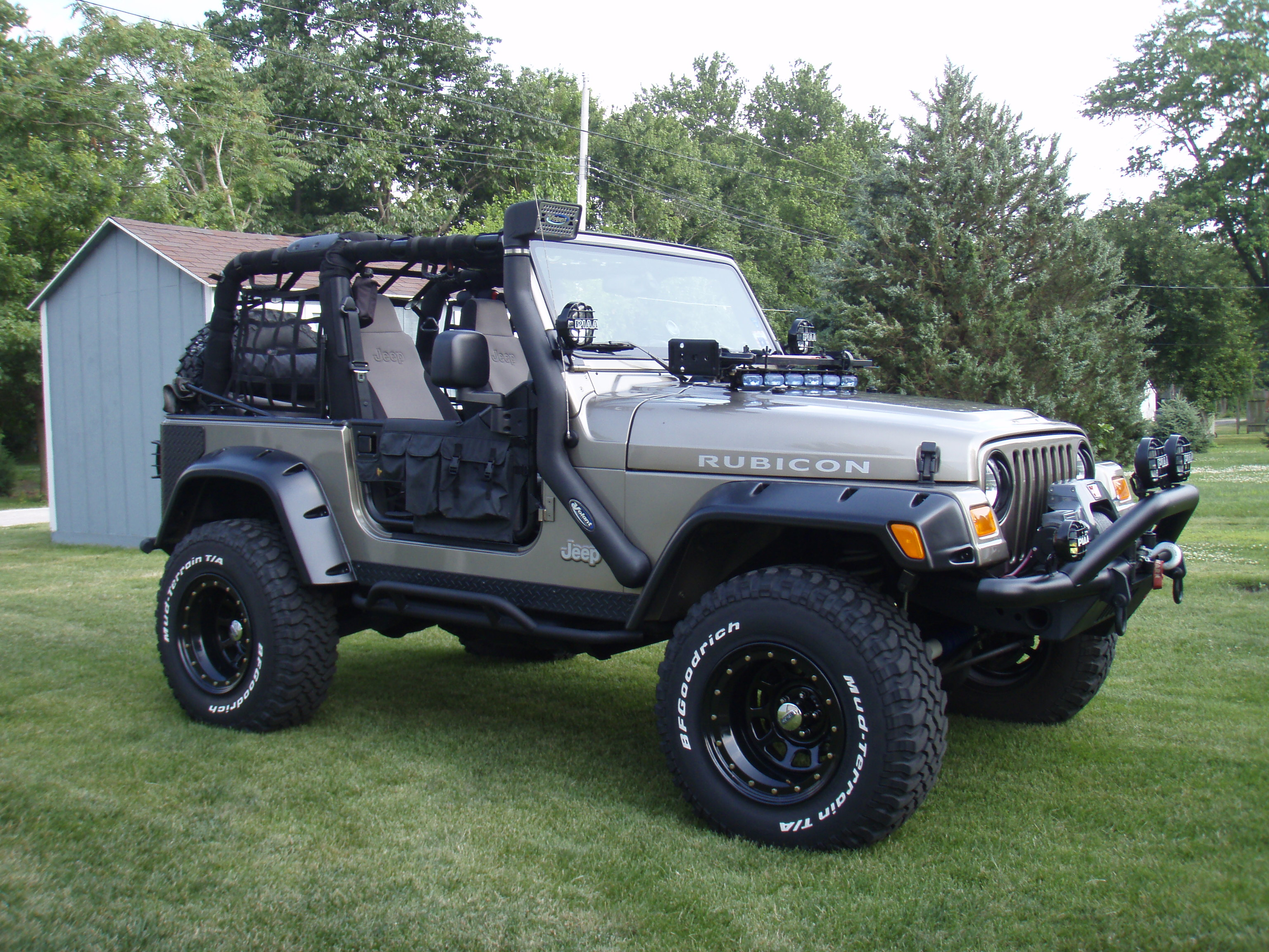 2005 Jeep Wrangler Photos Informations Articles