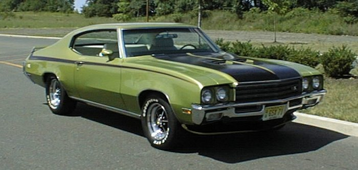 1971 Buick GS #11