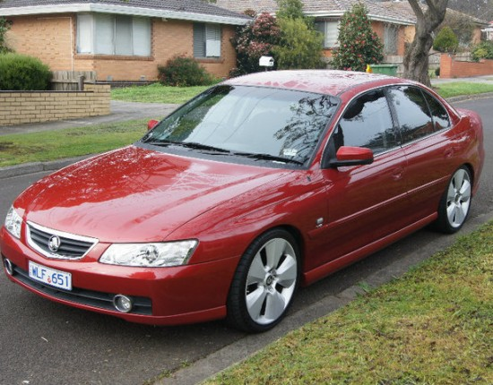 2003 Holden Berlina #13