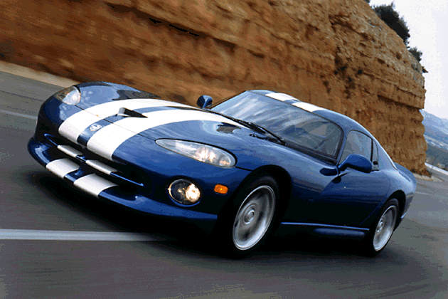 Chrysler Viper #1