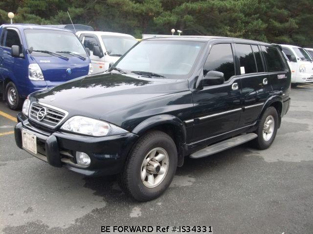2007 Ssangyong Musso #12