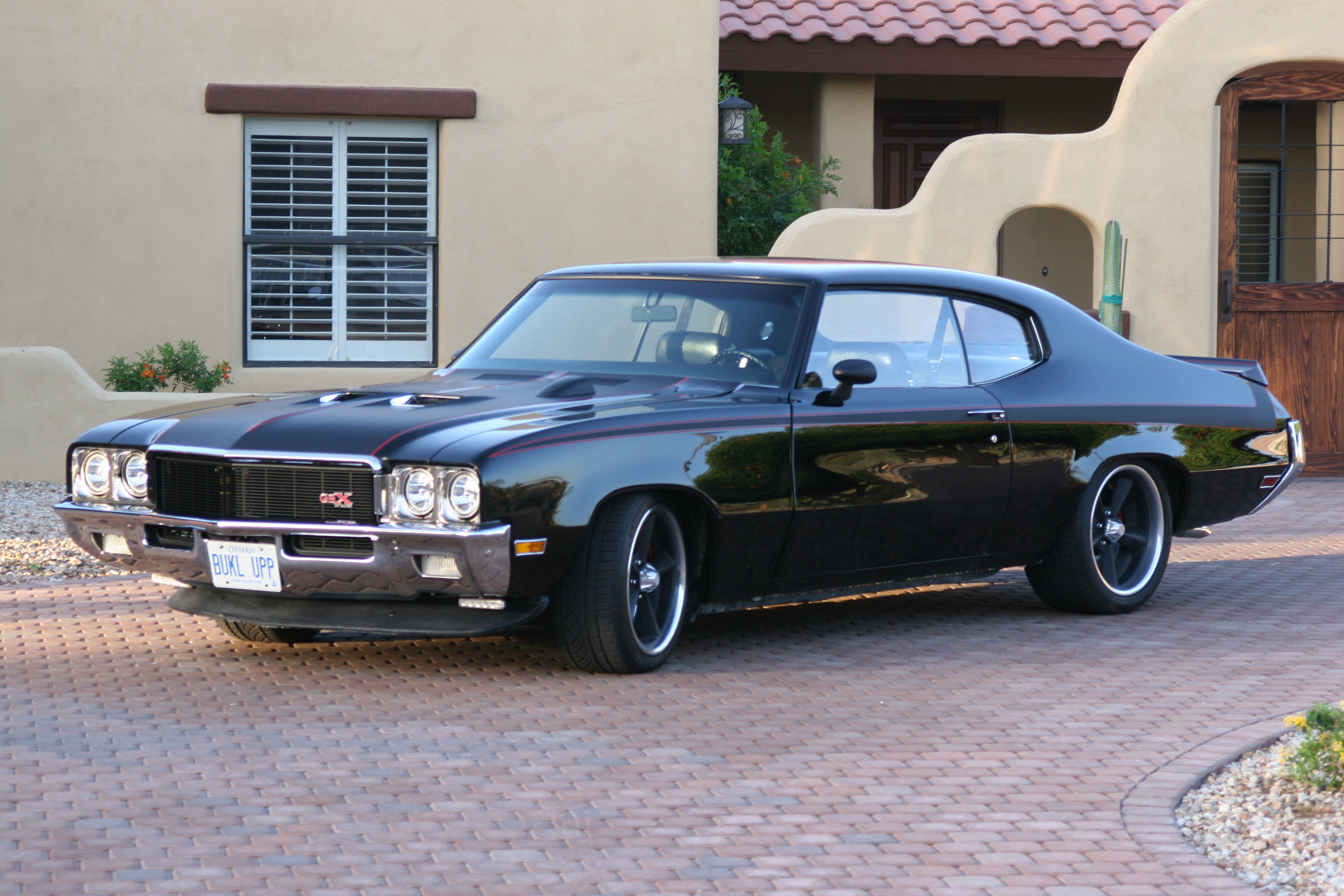 1971 Buick GS #12