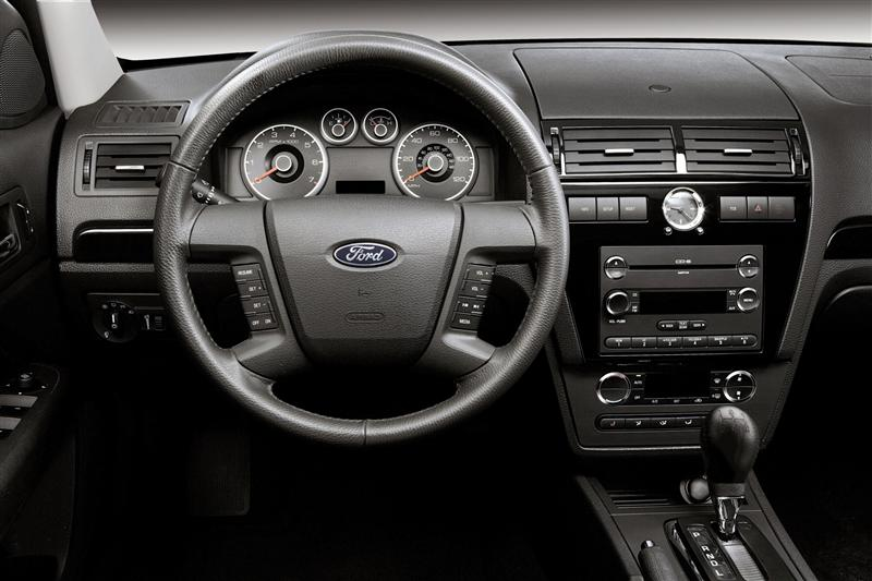 2009 Ford Fusion #6