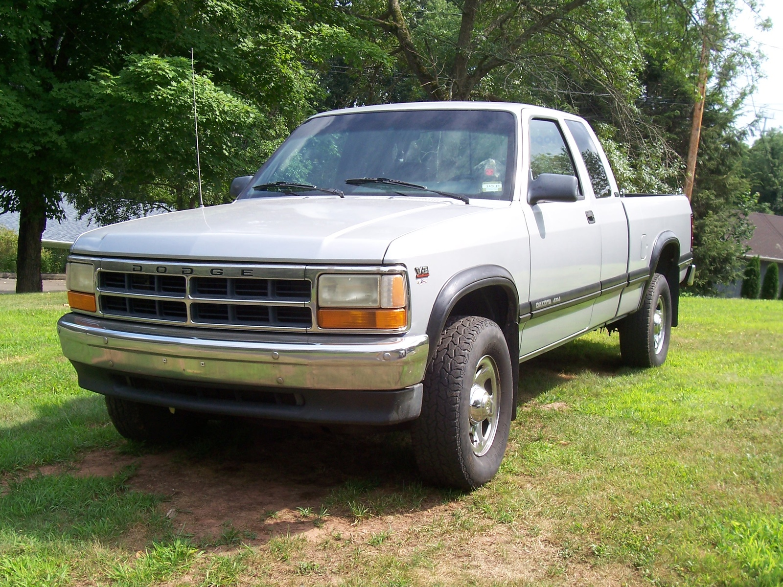 1995 Dodge Dakota #4