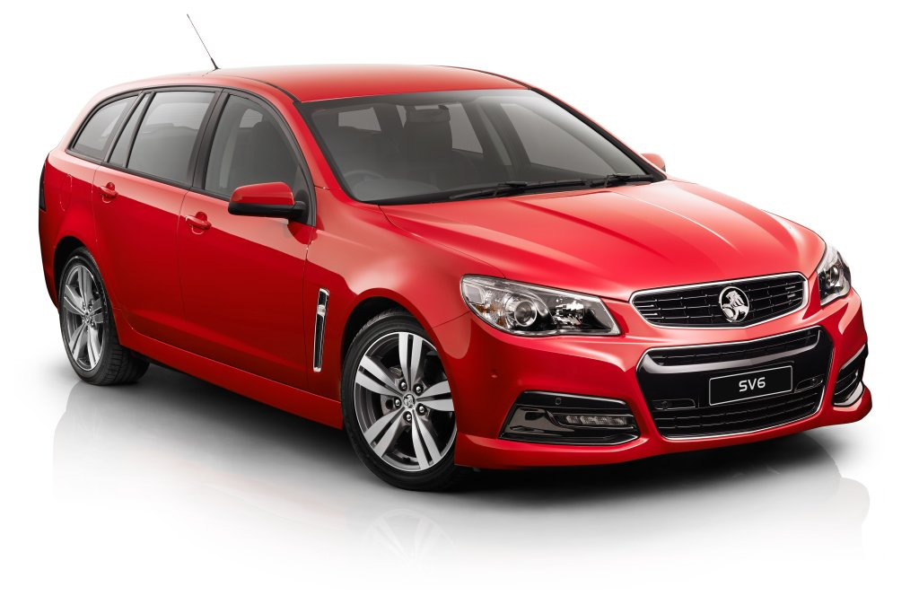Holden Commodore #5