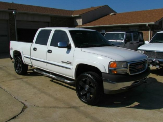 2001 GMC Sierra 2500hd #15