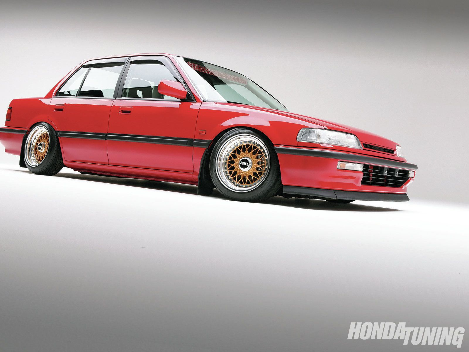 1991 Honda Civic #9