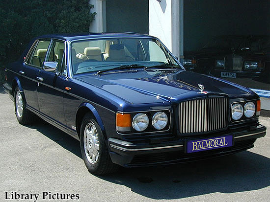 1994 Bentley Turbo #6