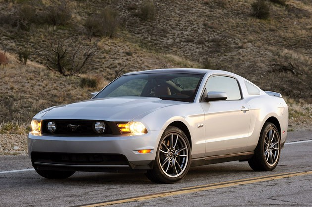 2011 Ford Mustang #2