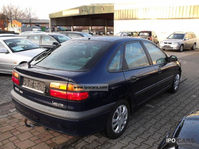 1999 Renault Laguna Photos Informations Articles