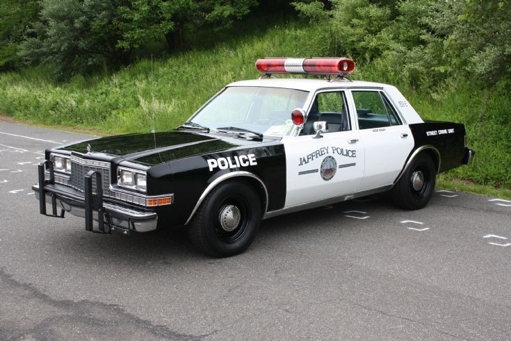 1986 Plymouth Gran Fury #4