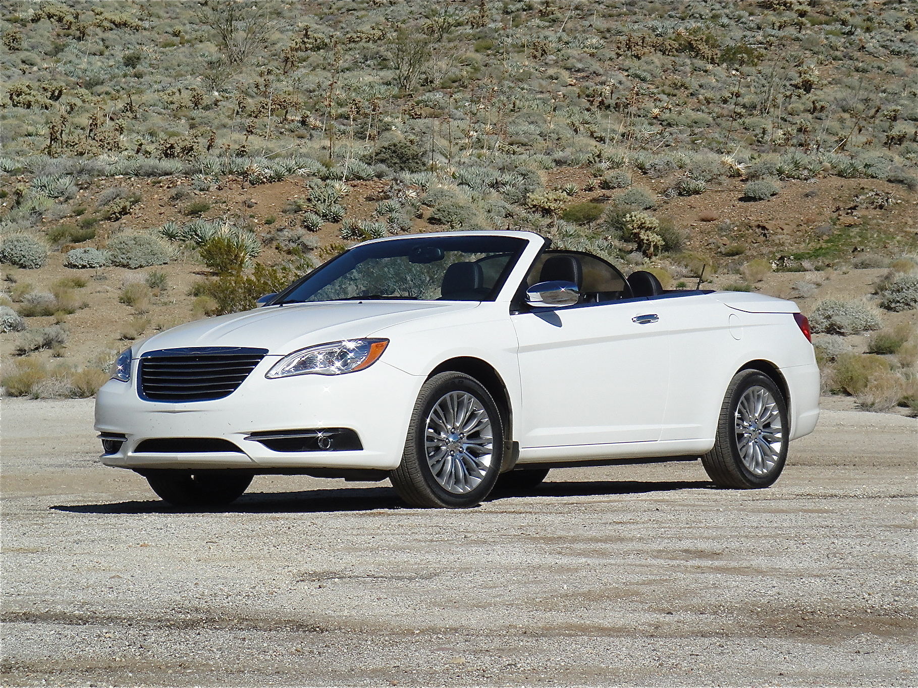 Chrysler 200 CONVERTIBLE #12