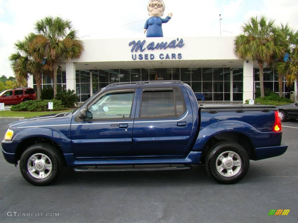 2004 Ford Explorer Sport Trac #1