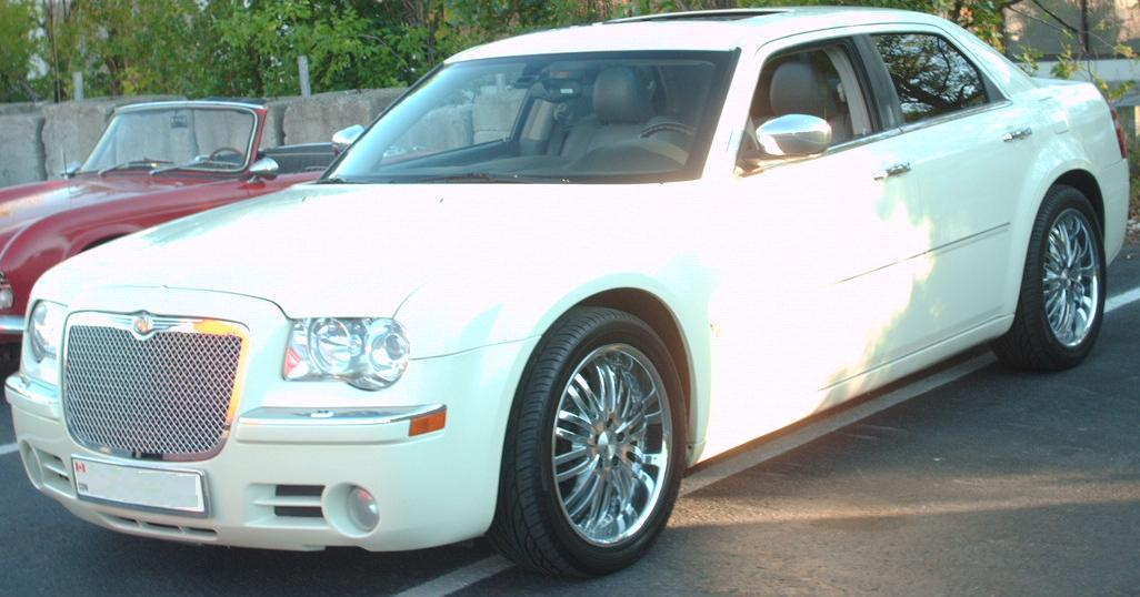2005 Chrysler 300 #11