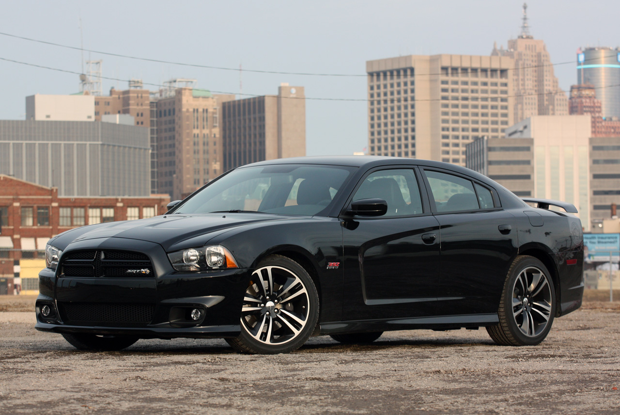 2013 Dodge Charger #7