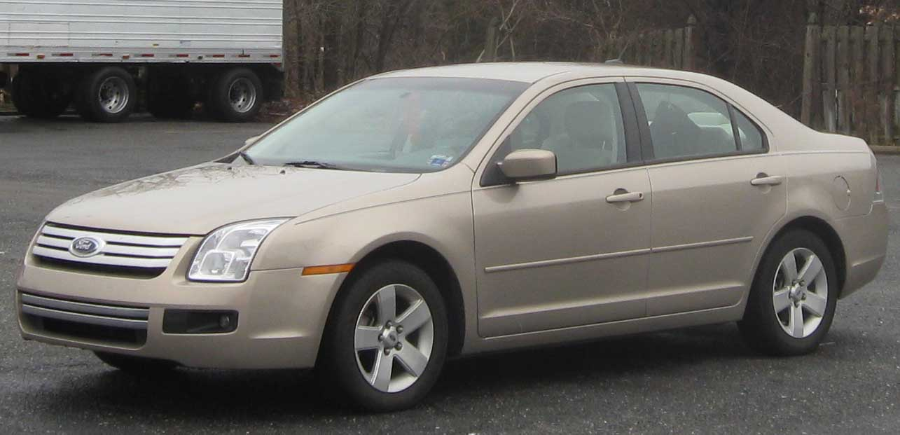 2008 Ford Fusion #5