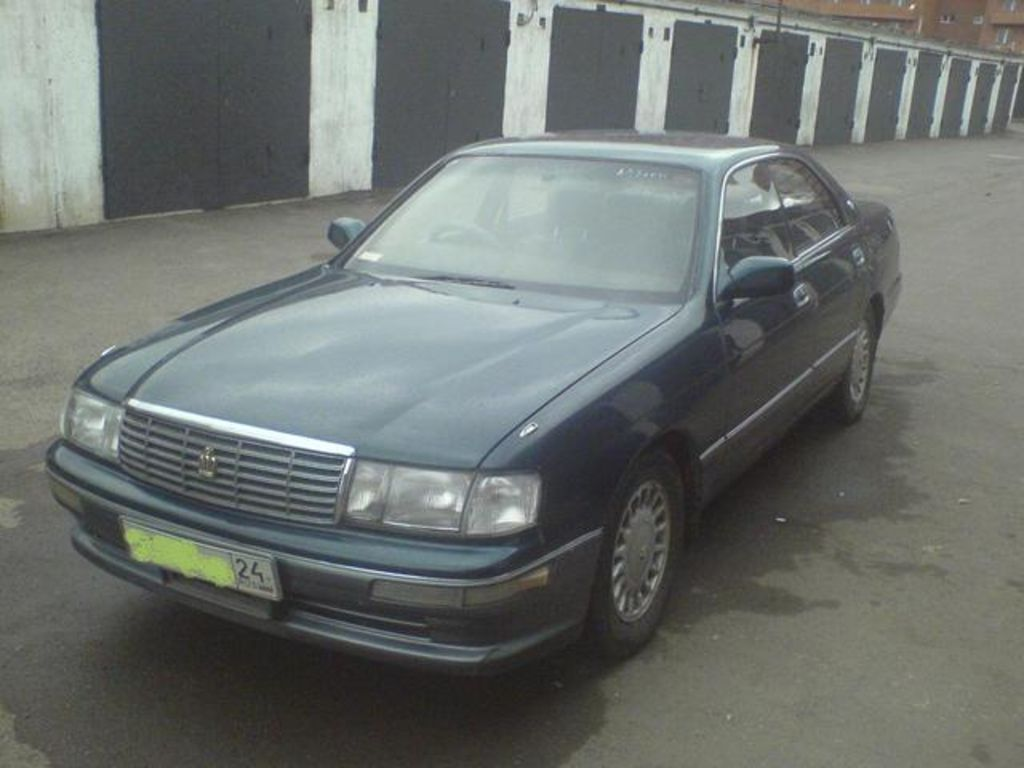 1995 Toyota Crown #4