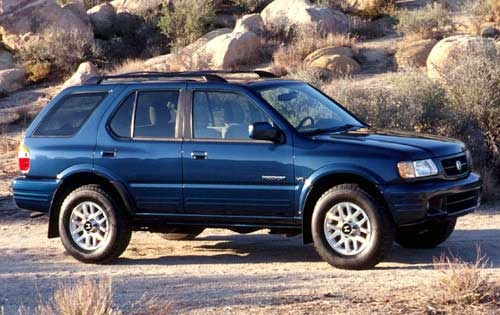 2002 Honda Passport #3