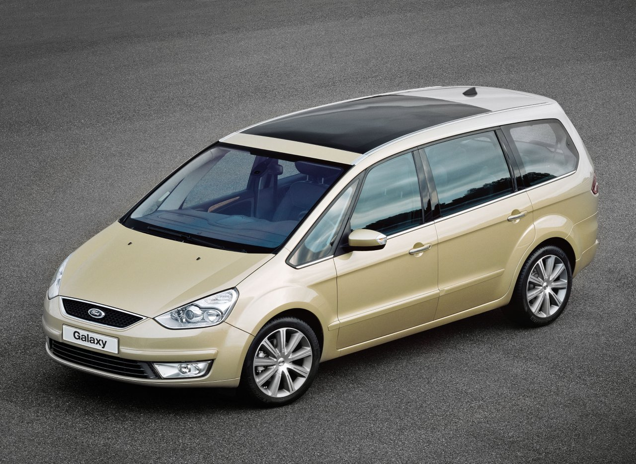 2008 ford galaxy photos informations articles. Black Bedroom Furniture Sets. Home Design Ideas