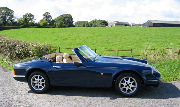 TVR S2 #2