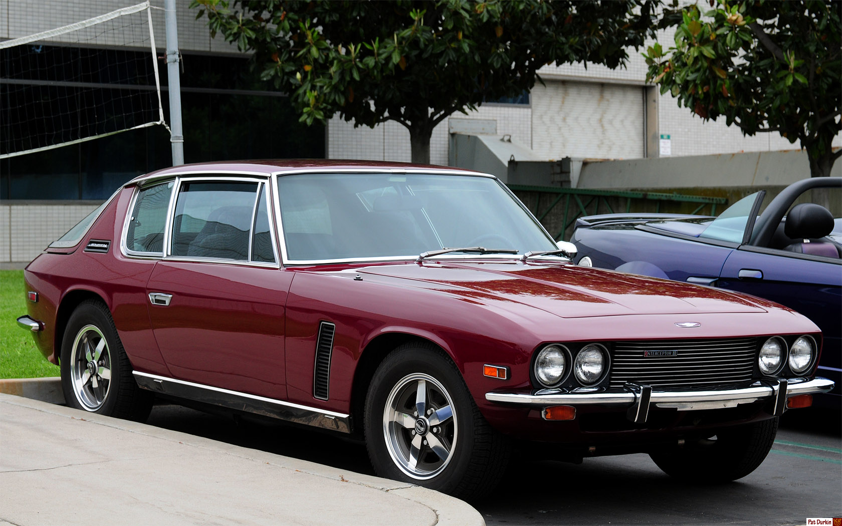 1973 Jensen Interceptor #1