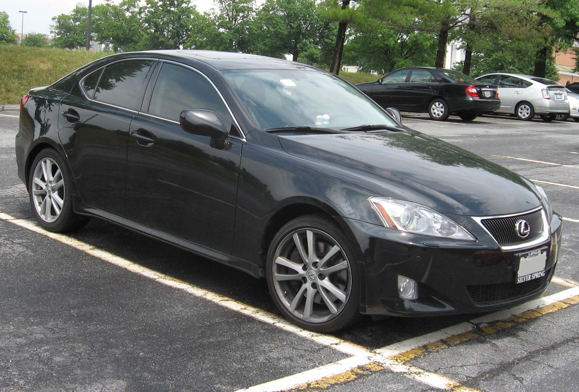 2008 Lexus Is 350 #2