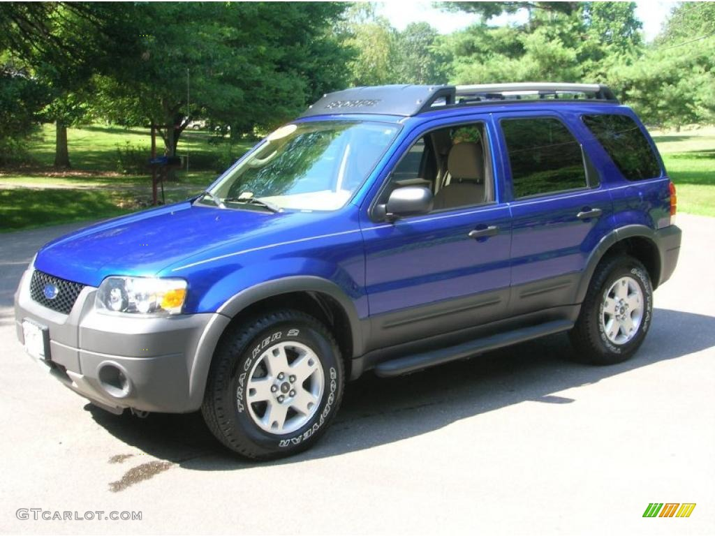2005 Ford Escape Photos, Informations, Articles ...