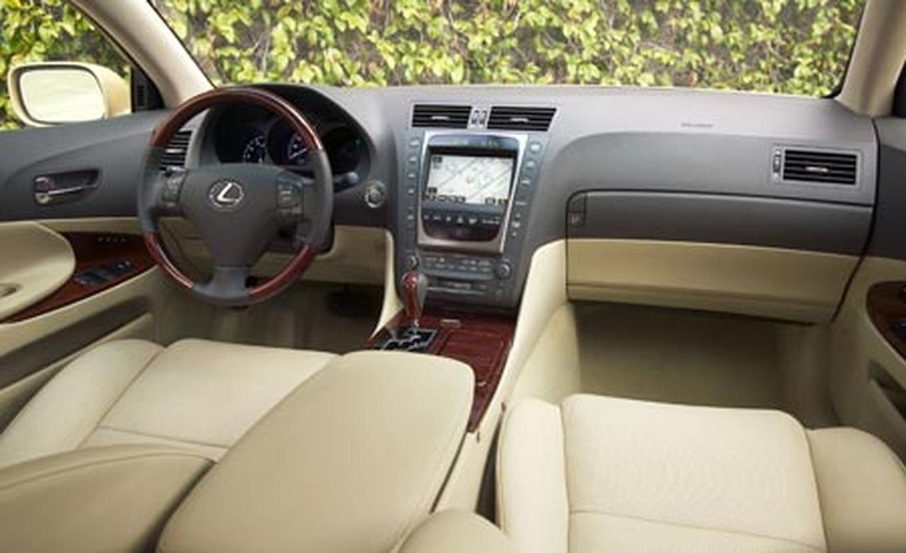 2008 Lexus Gs 350 Interior Colors
