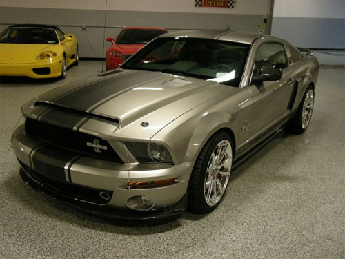 2008 Ford Shelby GT 500 #2