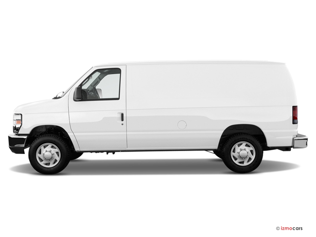 2011 Ford E-series Van #8