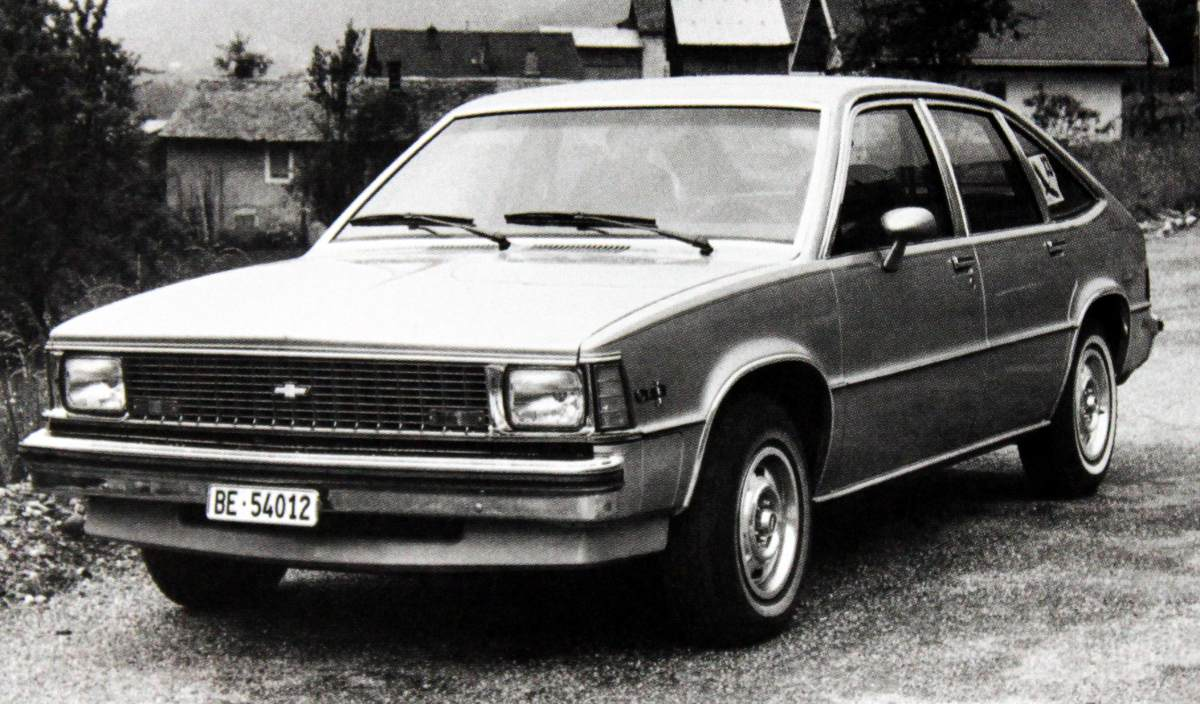 1980 Chevrolet Citation #4