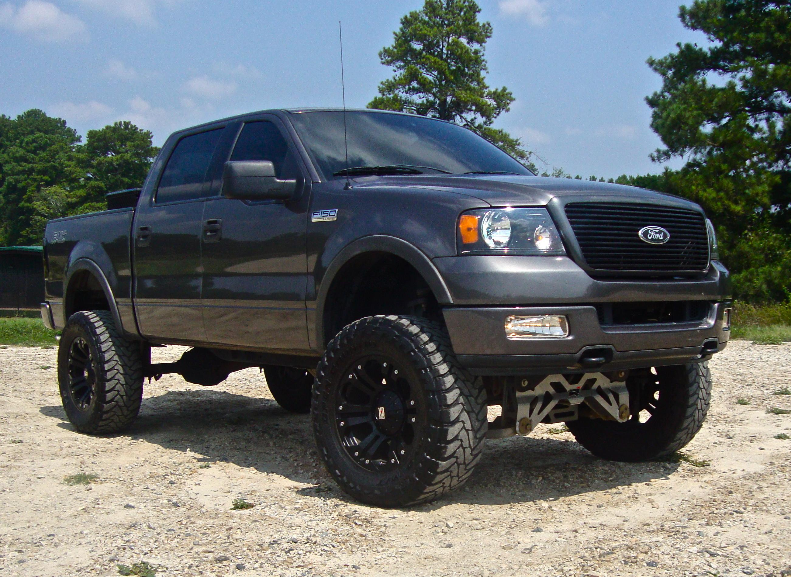 2004 Ford F-150 #14