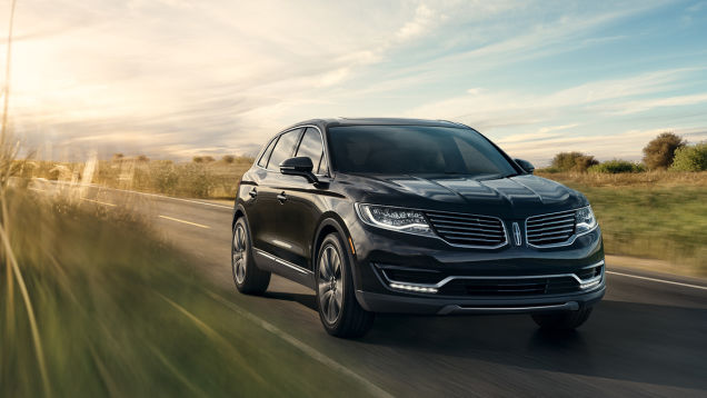 2016 Lincoln Mkx #14