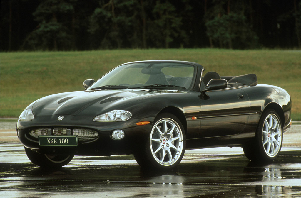 2006 Jaguar Xk-series #3