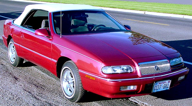 1994 Chrysler Le Baron #3