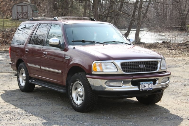 1998 Ford Expedition #10