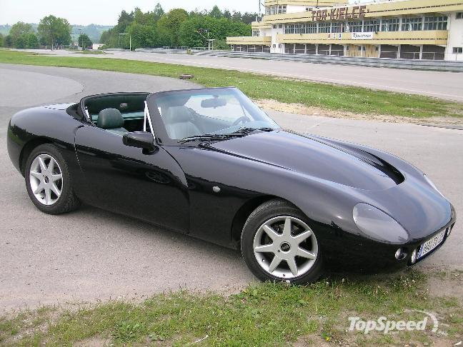 1990 TVR Griffith #5