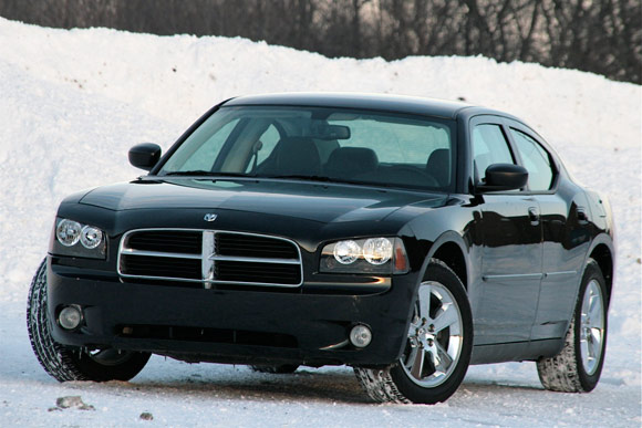 2010 Dodge Charger #7