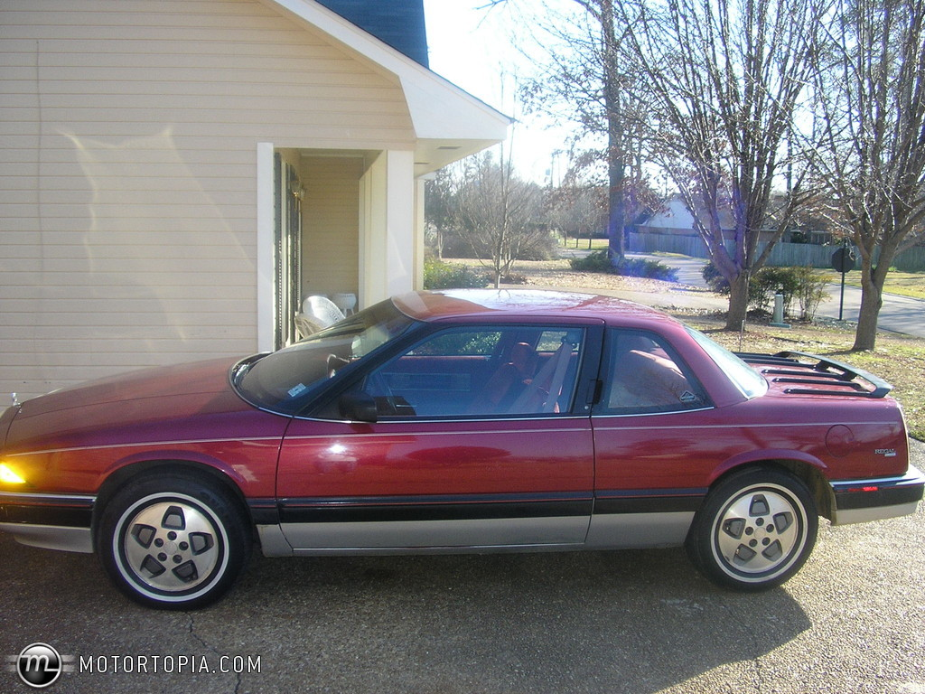 1990 Buick Regal #4