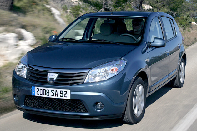 2008 dacia sandero photos informations articles. Black Bedroom Furniture Sets. Home Design Ideas