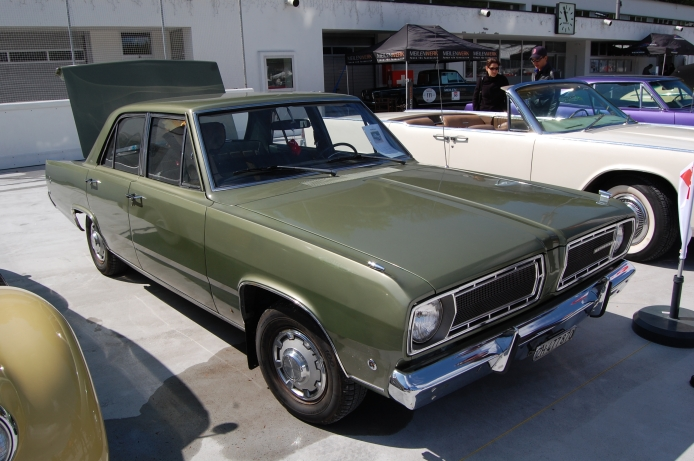 1973 Chrysler Valiant #10