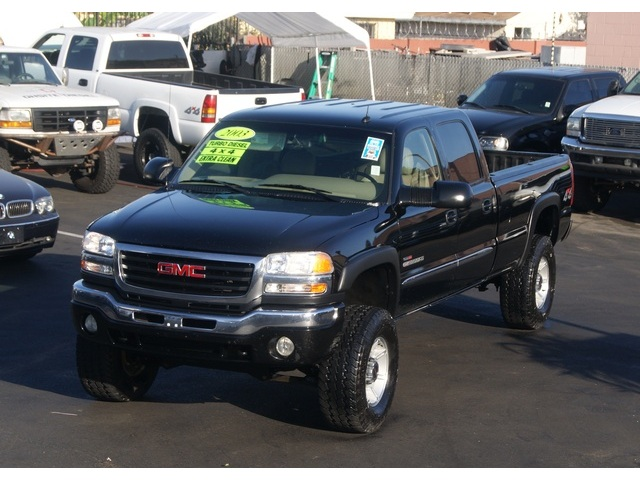 2003 GMC Sierra 2500hd #7