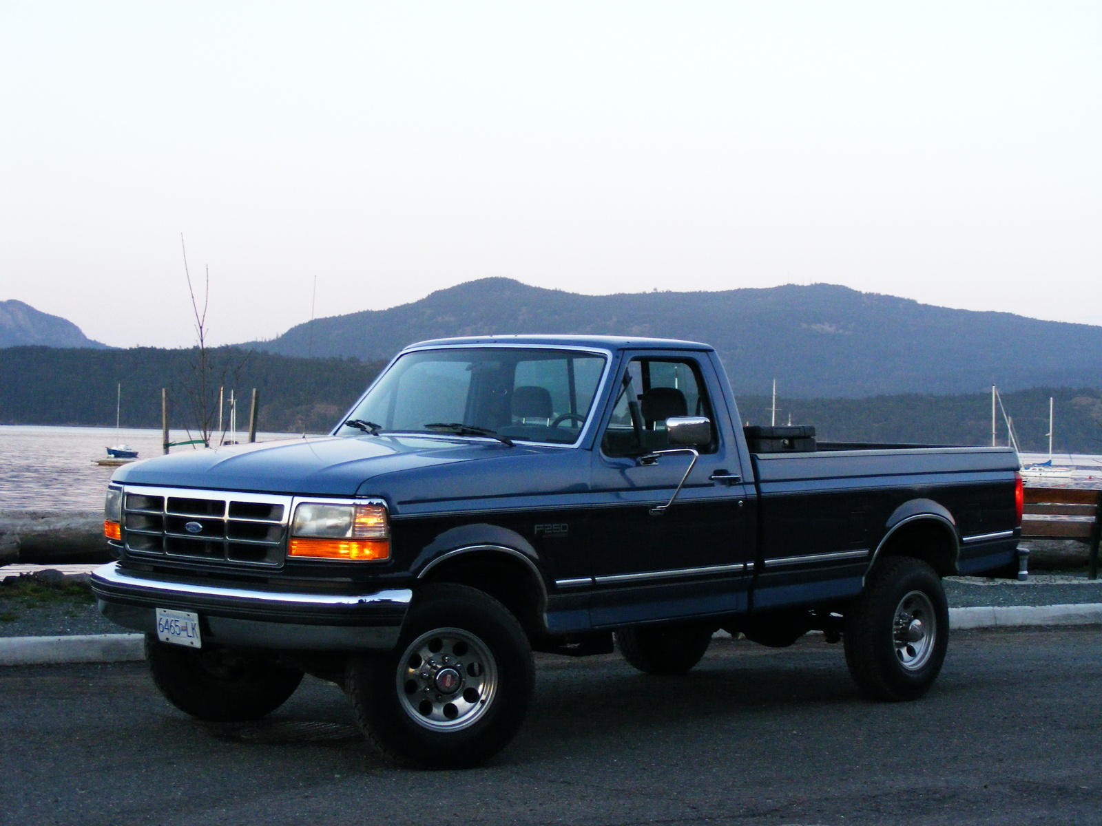 1992 Ford F-250 #1