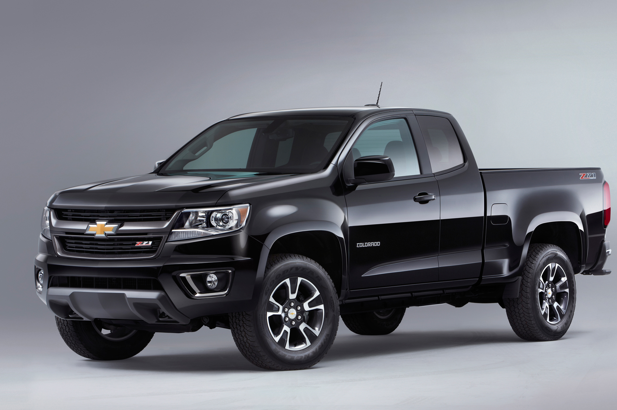 Chevrolet Colorado #1
