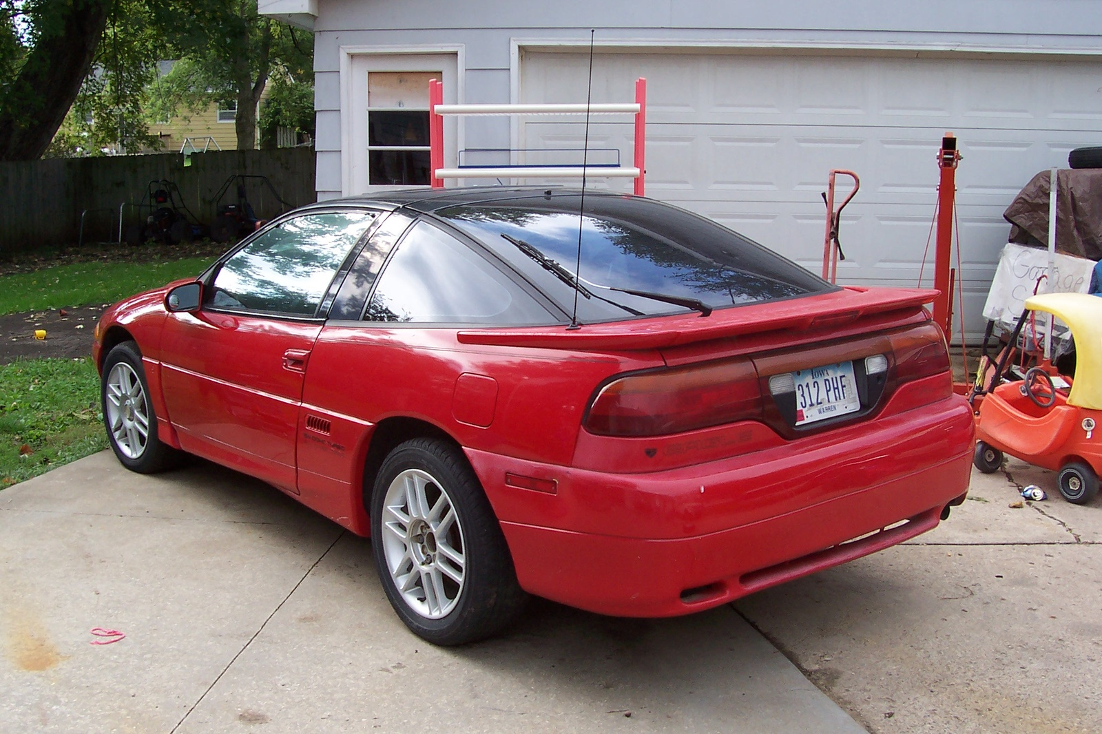 1990 Eagle Talon #5