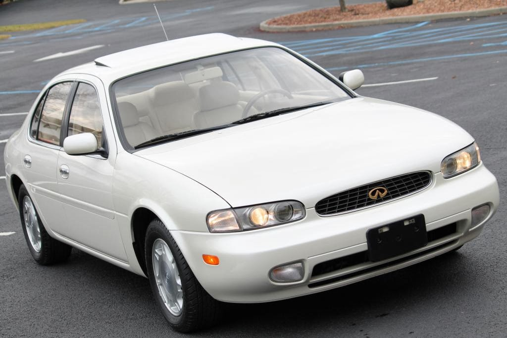 1994 Infiniti J30 Photos Informations Articles