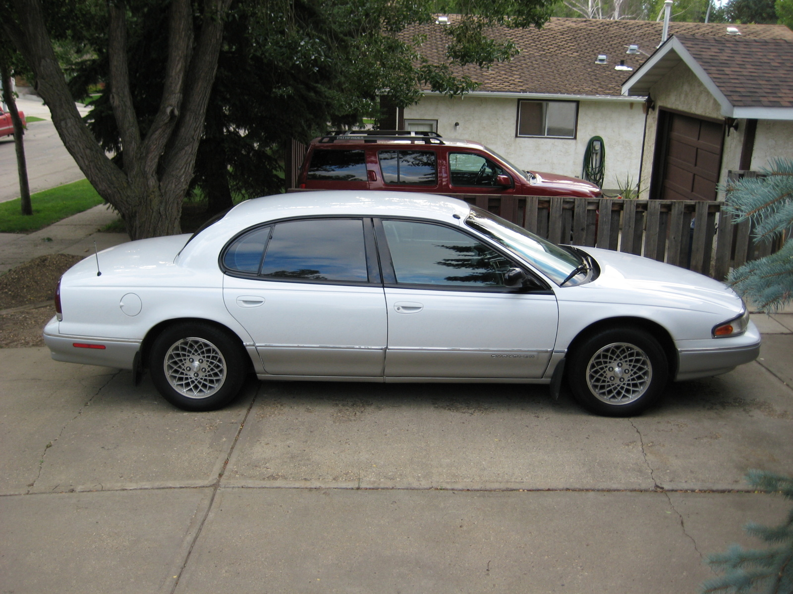 1995 Chrysler New Yorker #4