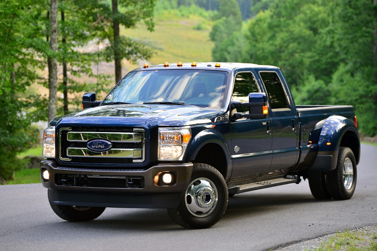 2015 Ford F-350 Super Duty #8