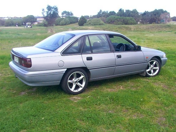 1992 Holden Commodore #3