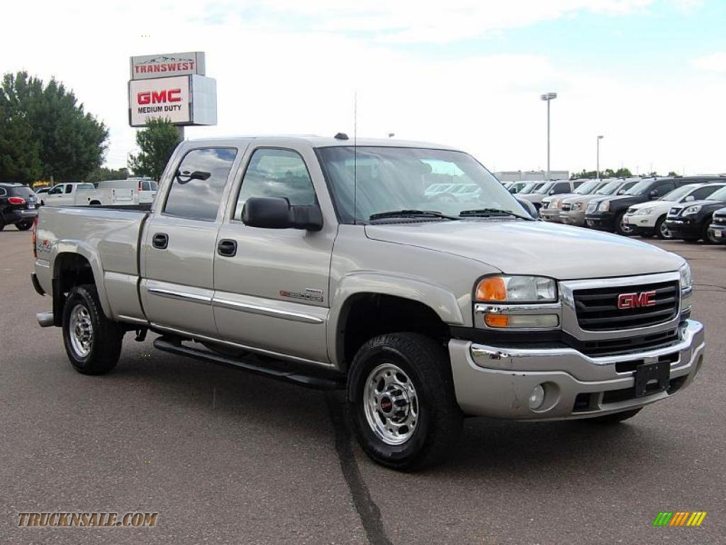 2004 GMC Sierra 2500hd #8